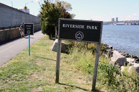 Running on Riverside