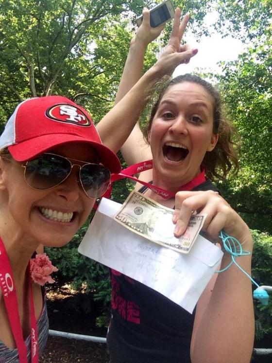 Rachel May Adman and Sonia Lemel via Twitter